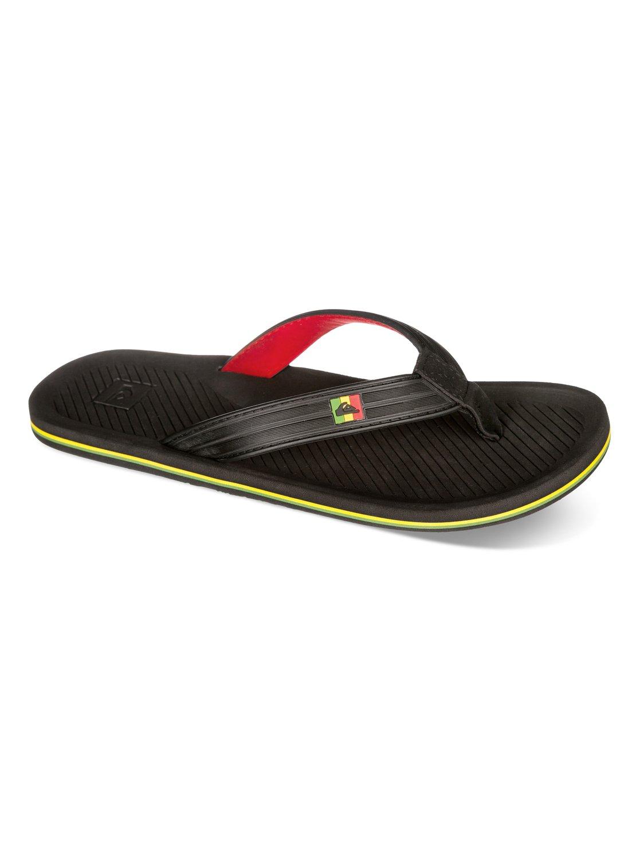 9d37e515a58d8f 0 Haleiwa Deluxe Sandals AQYL100067 Quiksilver