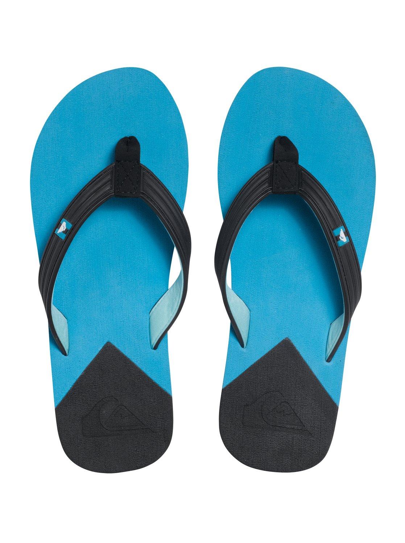 12089c0db23 2 Molokai New Wave Deluxe - Flip-Flops Black AQYL100227 Quiksilver