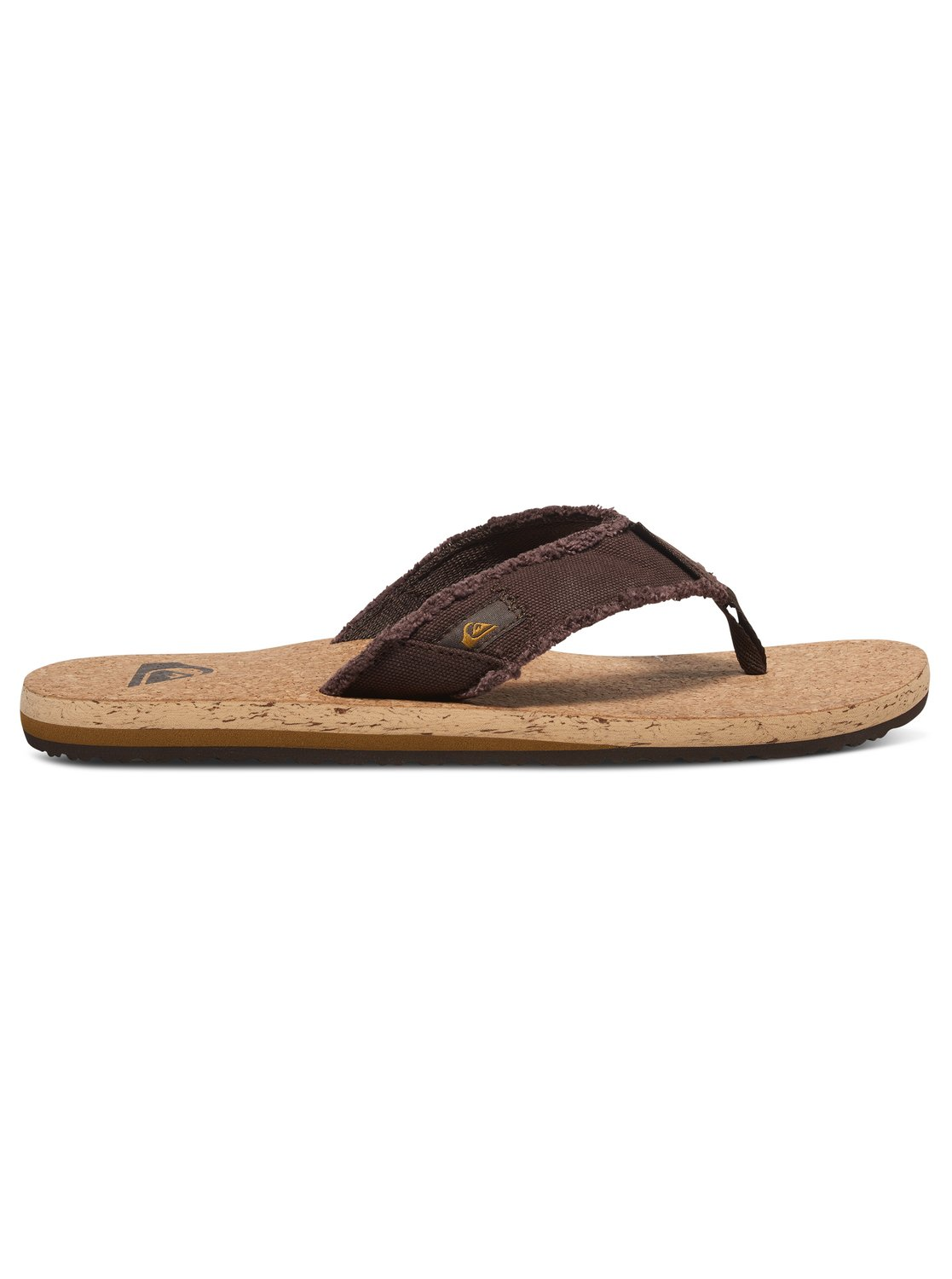 Tongs Quiksilver Monkey Abyss Cork