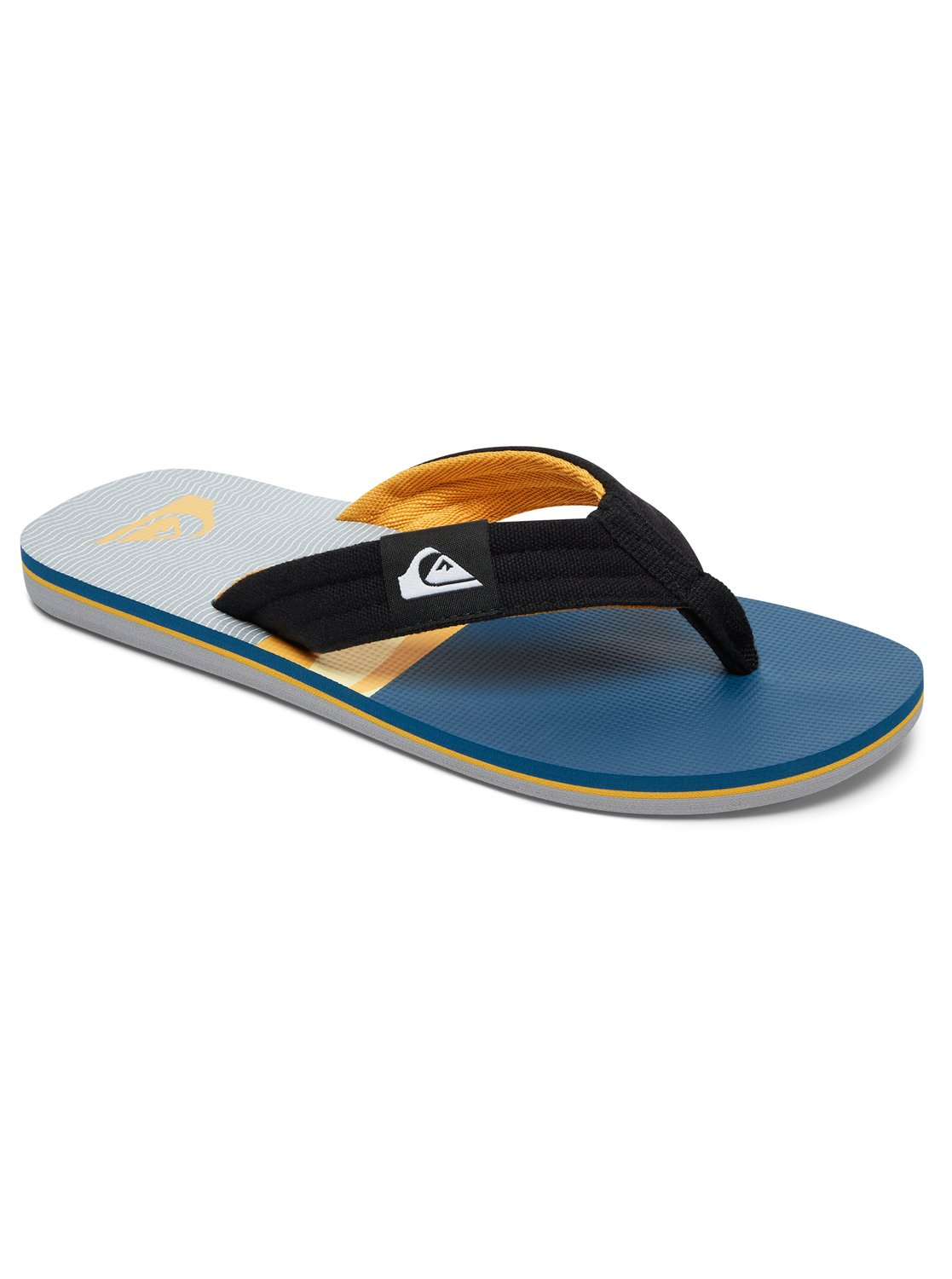 quiksilver molokai layback sandalen f r m nner. Black Bedroom Furniture Sets. Home Design Ideas