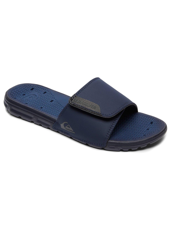 c901a80394e 0 Amphibian - Slider Sandals for Men Black AQYL100556 Quiksilver