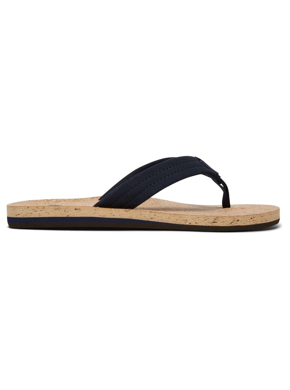 1e40111b8f9 1 Carver Cork - Leather Sandals for Men AQYL100597 Quiksilver