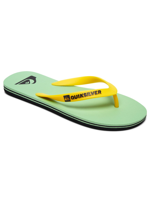 Mens Molokai Flip Flops, Xkgw, 8 UK Quiksilver