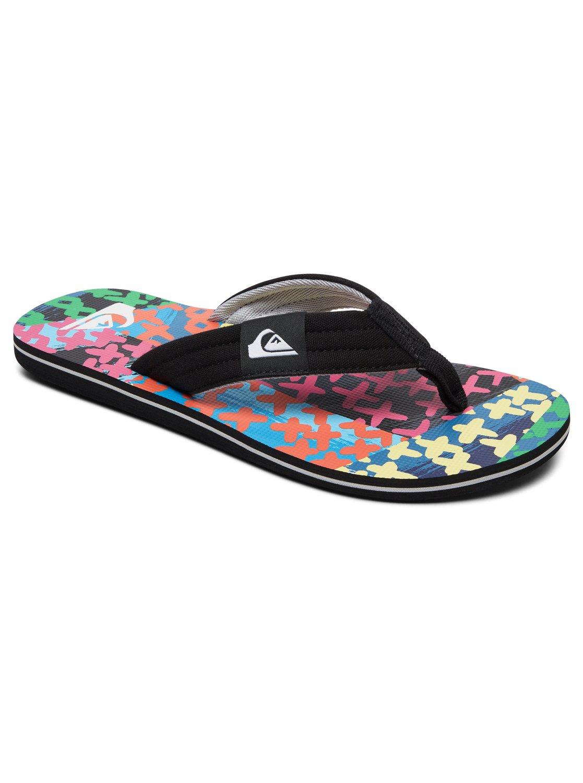 336a75a25933 0 Molokai Layback - Sandals for Men Black AQYL100784 Quiksilver