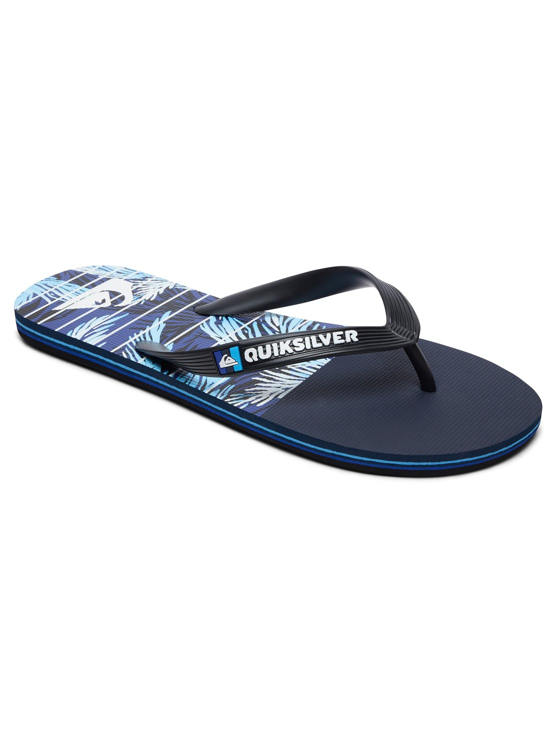 Tongs pour Homme AQYL100793 Quiksilver Molokai Drained Out