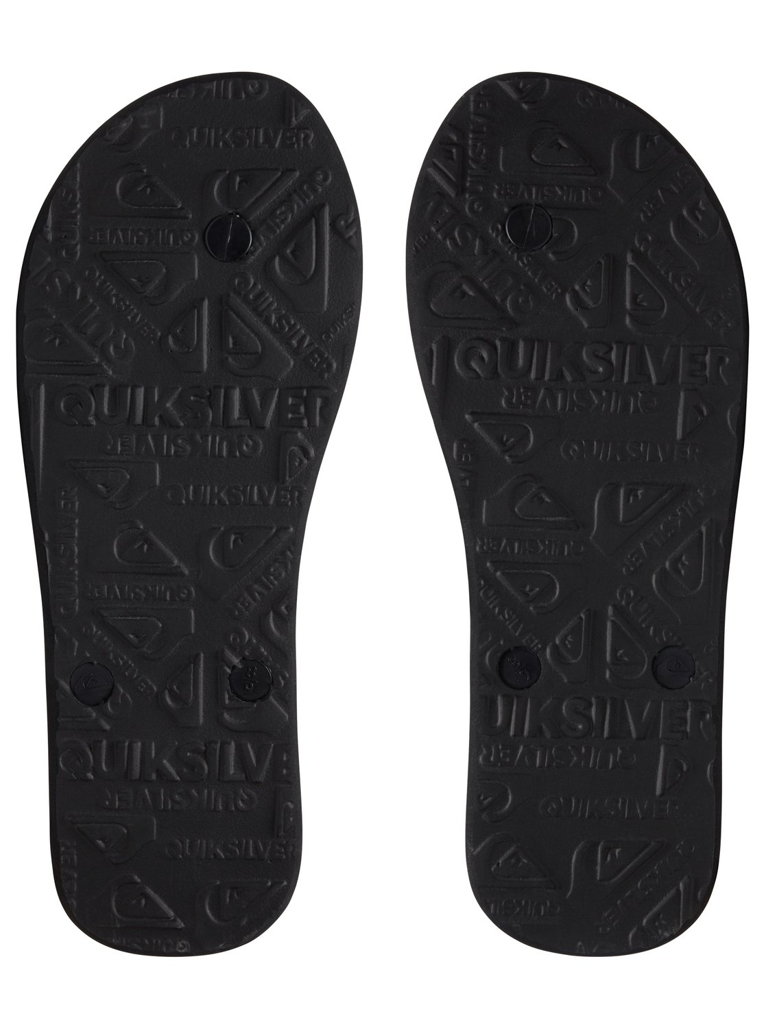 3 Molokai Wordmark Fineline - Flip-Flops for Men Black AQYL100810 Quiksilver 59082b203dd