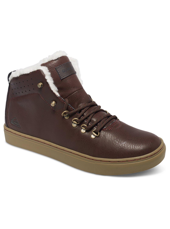 Jax - Scarpe a mezza caviglia da Ragazzo - Black - Quiksilver Comprar Barato Manchester Gran Venta boAZW35