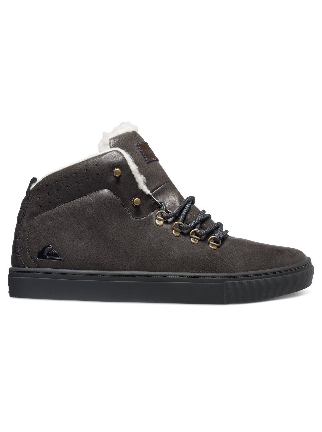 Quiksilver Jax Deluxe Hautes Aqys100017 Mi Chaussures awXYqz