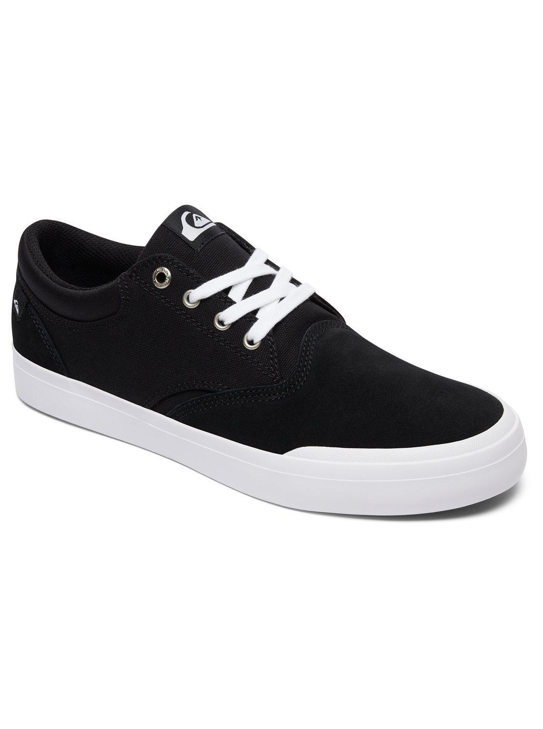 VERANT - Sneaker high - black/black/white btJCO