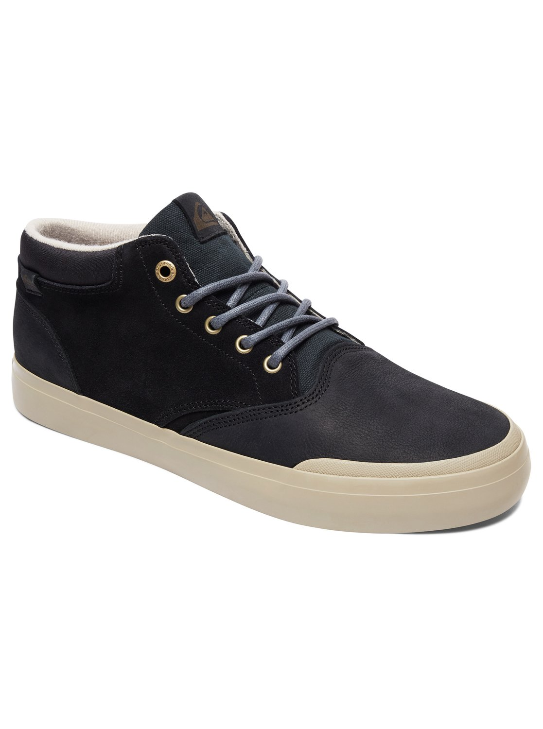 Image is loading Quiksilver-Verant-Deluxe-Mid-Top-Shoes-Men-US- 7bb92dc06ad