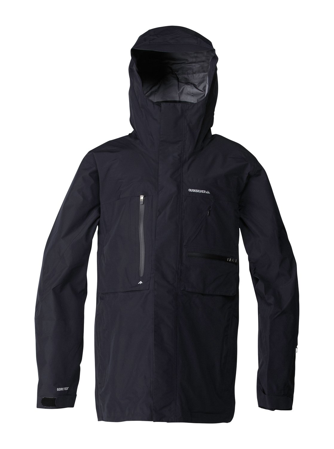 over and out gore tex pro shell jacket aqytj00007 quiksilver. Black Bedroom Furniture Sets. Home Design Ideas