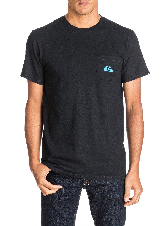 Brand-new Everyday Pocket Logo T-Shirt AQYZT03201 | Quiksilver JK56