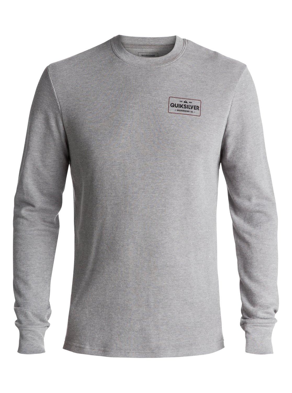 2 Hombres Camiseta Térmica de Manga Larga Detention AQYZT05050 Quiksilver c3df3e77765