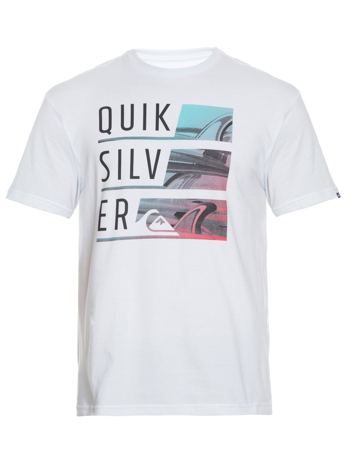 0 Camiseta básica masculina Word Up BR61113823 Quiksilver c01391486ce