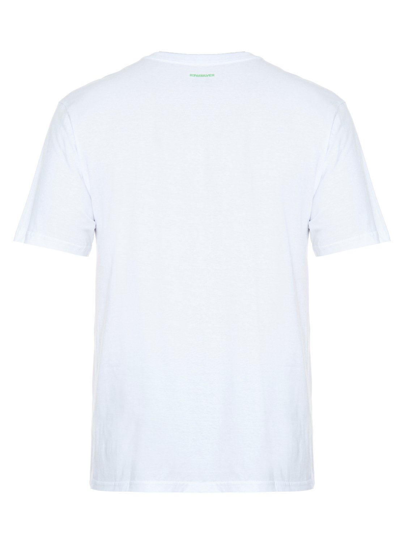1 Camiseta básica masculina m c Pack Rasta BR61113843 Quiksilver d8034d53e53