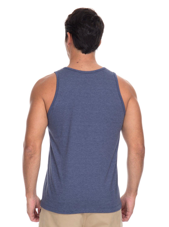 2 Camiseta Regata Básica Chest Quiksilver BR61231981 Quiksilver 5e173fe87a9
