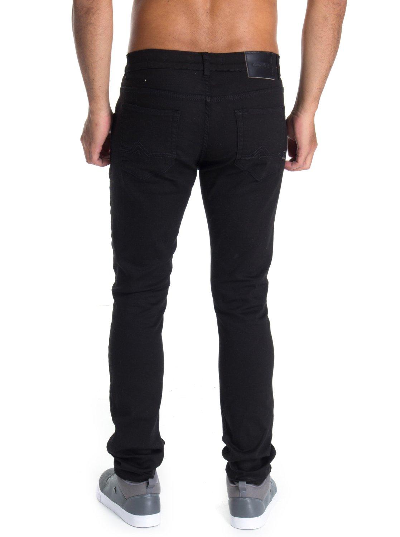 4 Calça Jeans Skate Black Quiksilver Preto BR63351201 Quiksilver 8acf7e8a541