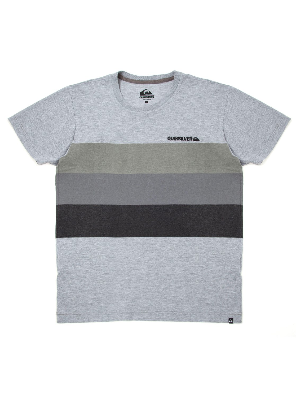 c1f05a0db7 0 Camiseta m c especial masculina juvenil Silence BR68141260 Quiksilver
