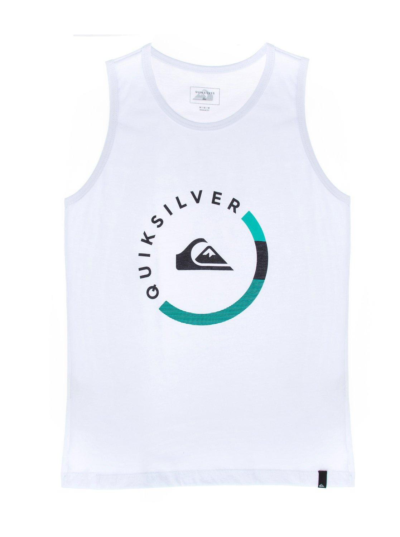 Camiseta Regata Juvenil Slab Session Quiksilver BR68231169   Quiksilver acdce1489a