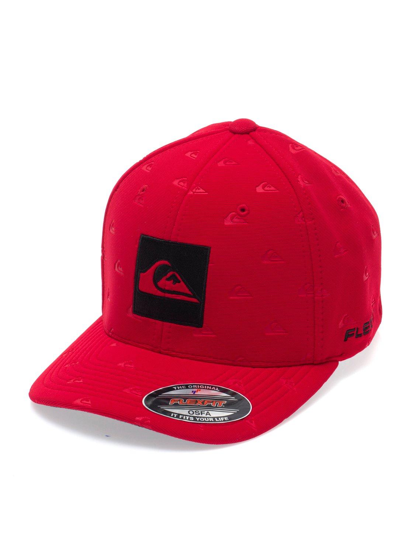 0 Boné masculino Allover Q Logo BR78802357 Quiksilver 013db152687