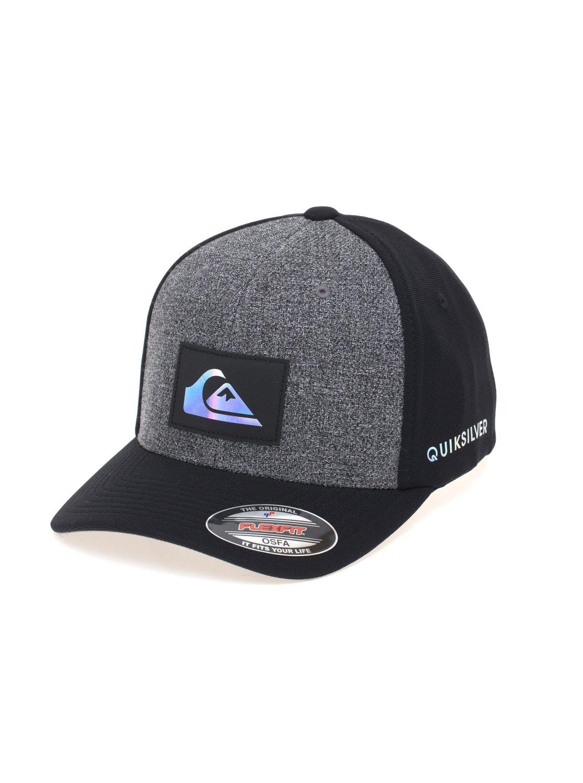 0 QK BONE LOGO HOLOGRAM CAP IMP BR78802558 Quiksilver ff187125557
