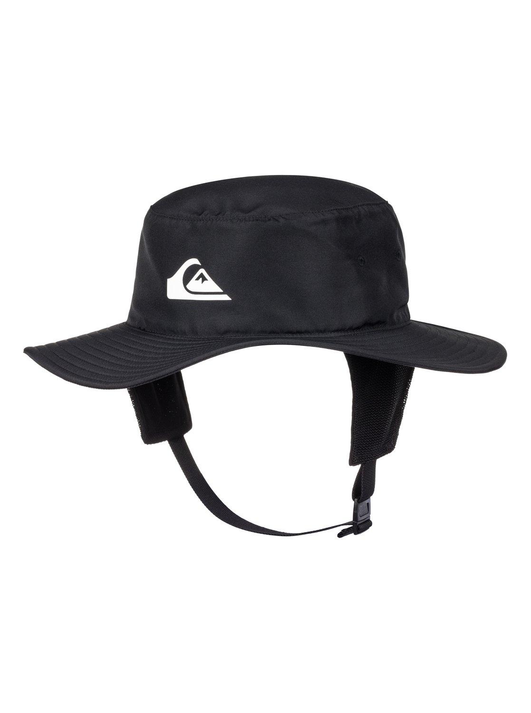 1 Chapéu para Surf com Proteção Bushmaster Quiksilver BR78861221 Quiksilver a450d30778d
