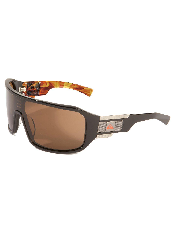 d67fe582421d3 0 Óculos de sol Racer Preto BRQS1157 Quiksilver