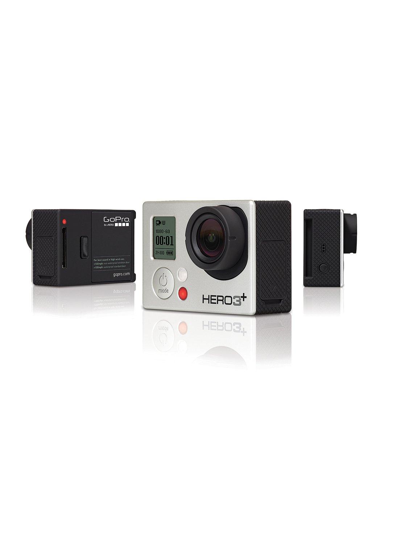 gopro hero3 silver edition camera chdhn302 roxy. Black Bedroom Furniture Sets. Home Design Ideas