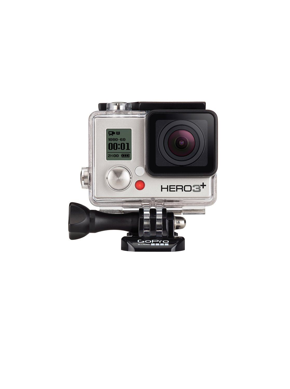 GoPro HERO3+ Silver Edition Camera CHDHN302 | DC Shoes