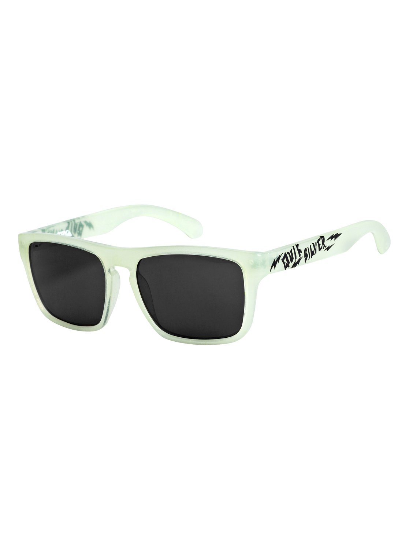 fe6fc5e05f8e 0 Small Fry - Sunglasses for Boys 8-16 Yellow EKS4077 Quiksilver