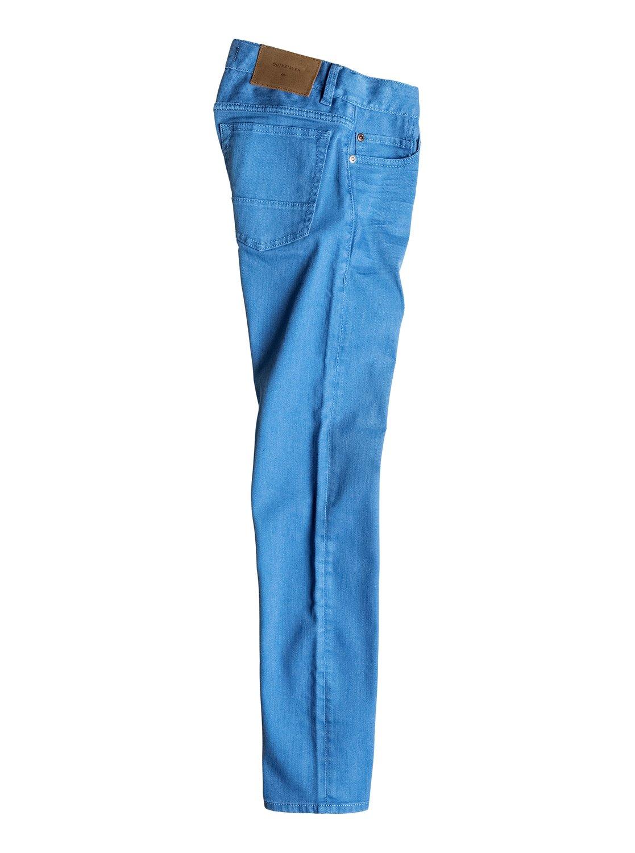16b131f7851 1 Distorsion Colors - Slim Fit Jeans EQBDP03098 Quiksilver