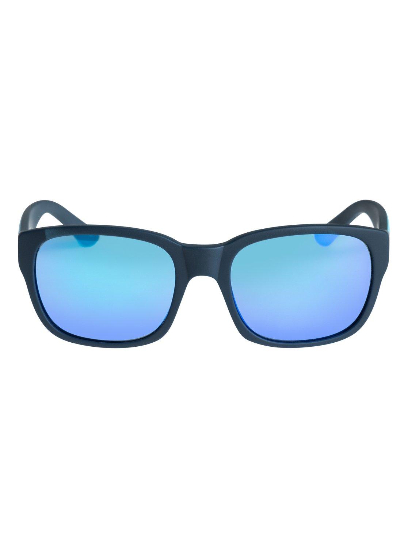 1 Salty - Lunettes de soleil pour Garçon 2-7 ans Bleu EQBEY03000 Quiksilver b5e29e2b57e9