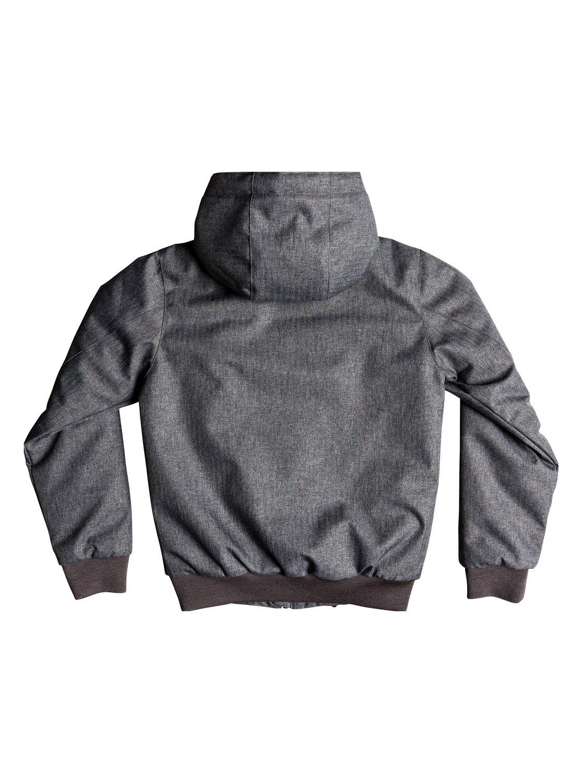 7a0137a2f586 Brooks 5K - Waterproof Hooded Jacket for Boys 8-16 EQBJK03154 ...
