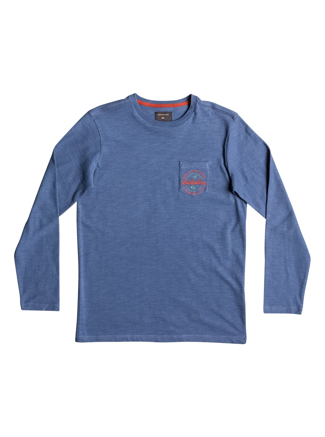 ac8c48d52012 0 Piu Piu - Long Sleeve T-Shirt for Boys 8-16 EQBKT03139 Quiksilver