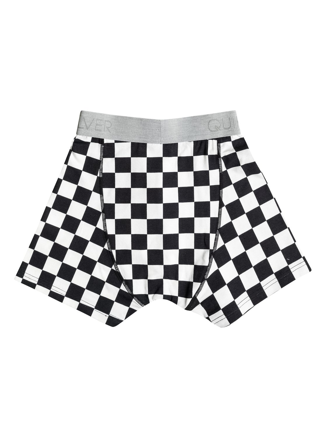 QUIKSILVER IMPOSTER B BIG KIDS GRAY BOXER//SHORTS//BRIEF//UNDERWEAR size Small
