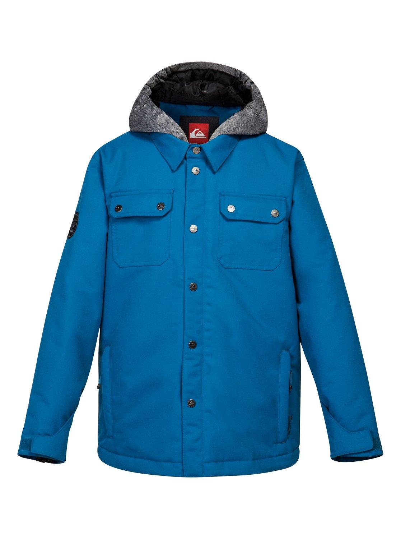 5c4841e26 Amplify 10K Youth Jacket EQBTJ00026