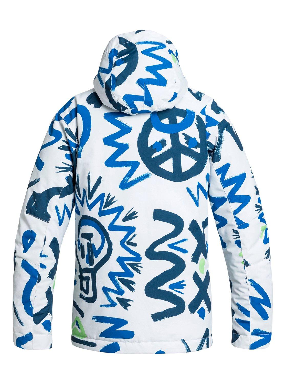 d70982fc1 Boys 8-16 Mission Printed Snow Jacket EQBTJ03002