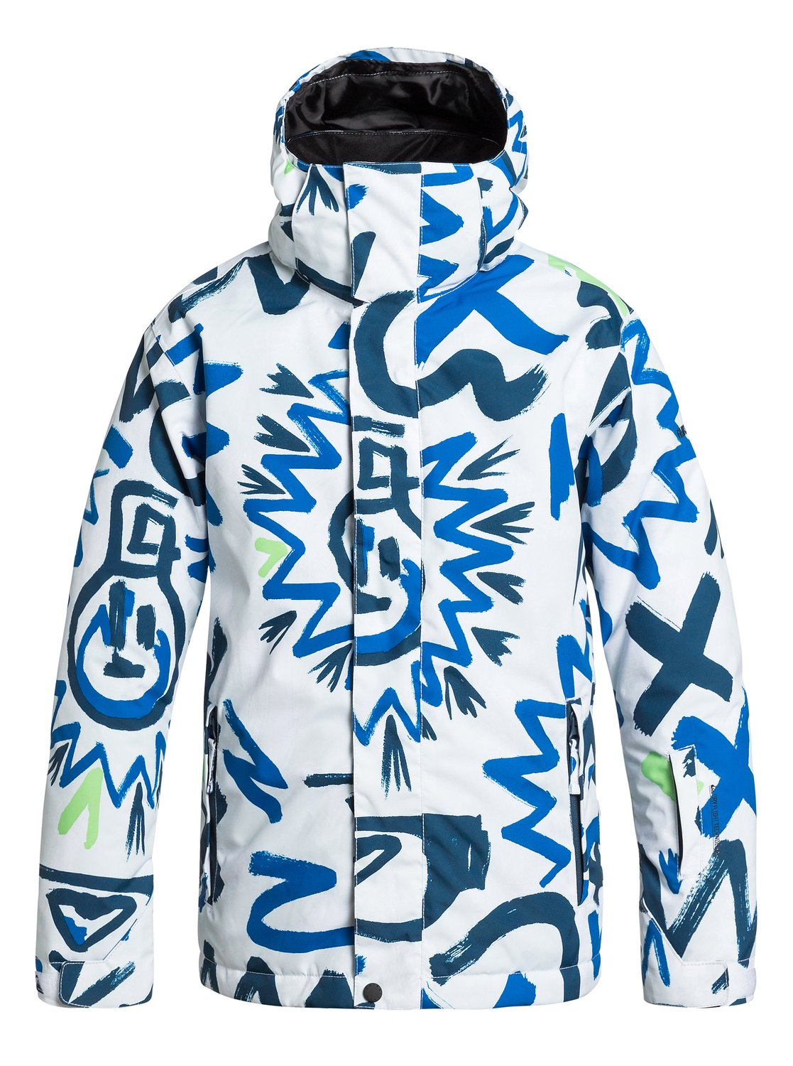 5d94a960a Boys 8-16 Mission Printed Snow Jacket EQBTJ03002