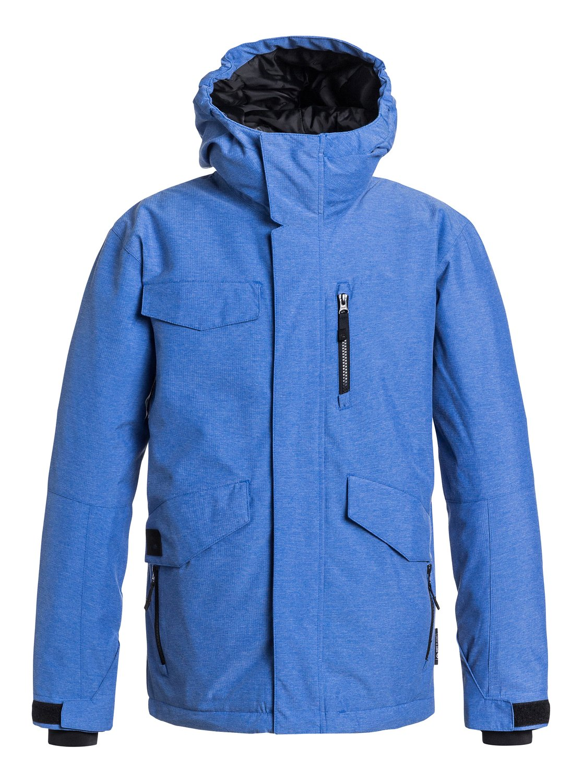 Boys 8 16 Raft Snow Jacket Eqbtj03009 Quiksilver