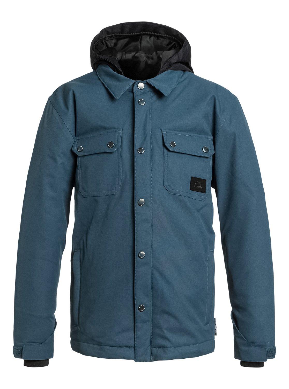 5b80aedd3 Boys 8-16 Amplify Snow Jacket EQBTJ03013