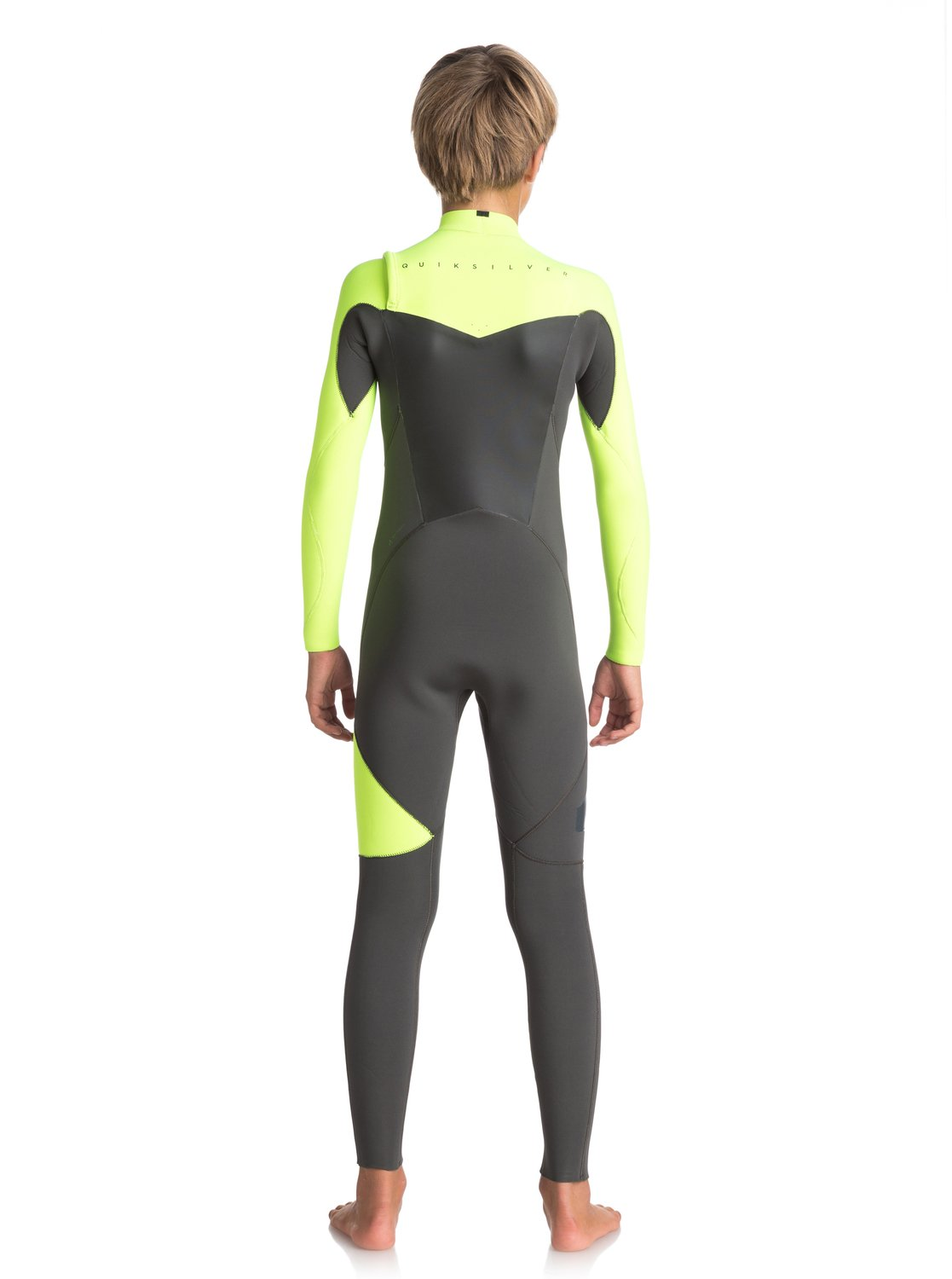 4 3mm Syncro Series - Chest Zip GBS Wetsuit for Boys 8-16 ... 9667408b4c19