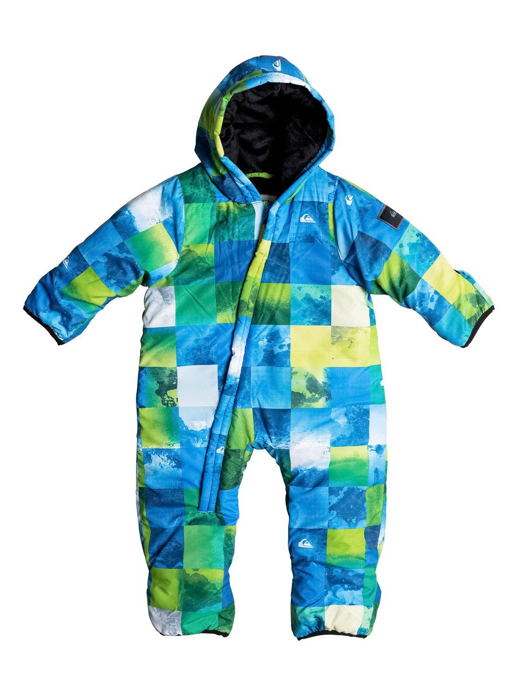 23628a47b751 Little Rookie - Snow Suit for Baby Boys EQITS03002