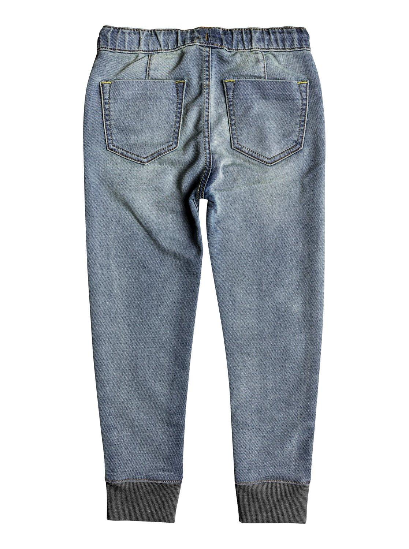 Et 1 Sweat Sunny En Garçon Blue De Slim Matière Jogging Nanpo Pantalon Denim Pour PzwrqSP