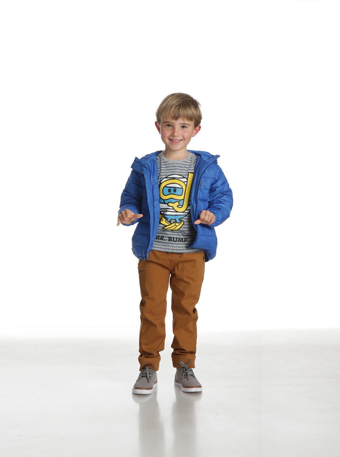 2231660718d02 2 Scaly - Water-Repellent Puffer Jacket for Boys 2-7 Blue EQKJK03076  Quiksilver