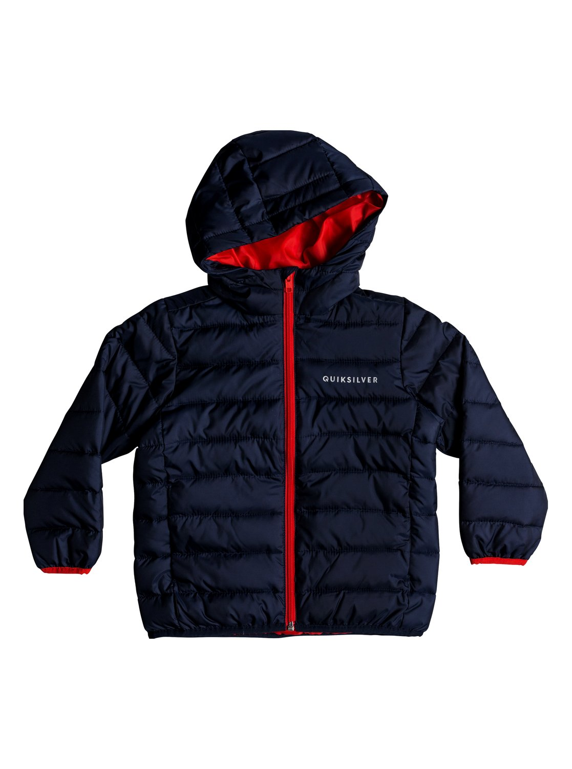 653d98709bc45 0 Scaly - Water-Resistant Puffer Jacket for Boys 2-7 Blue EQKJK03090  Quiksilver