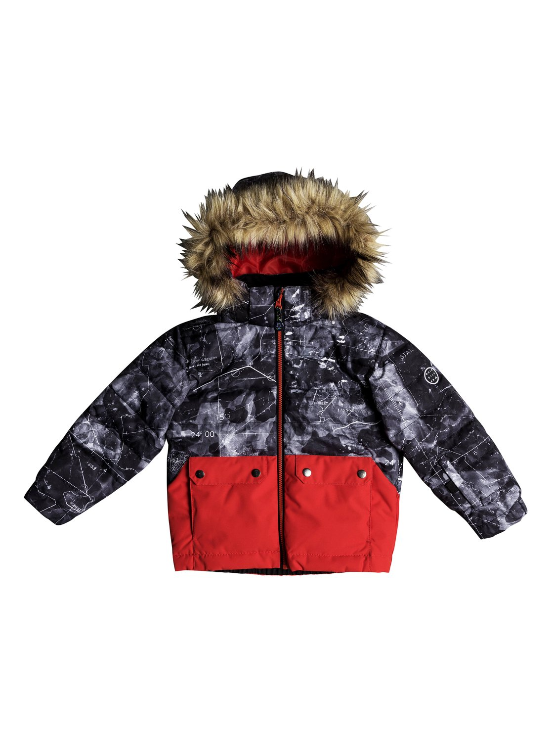 5b11769f0 Edgy - Snow Jacket for Boys 2-7 3613373693938