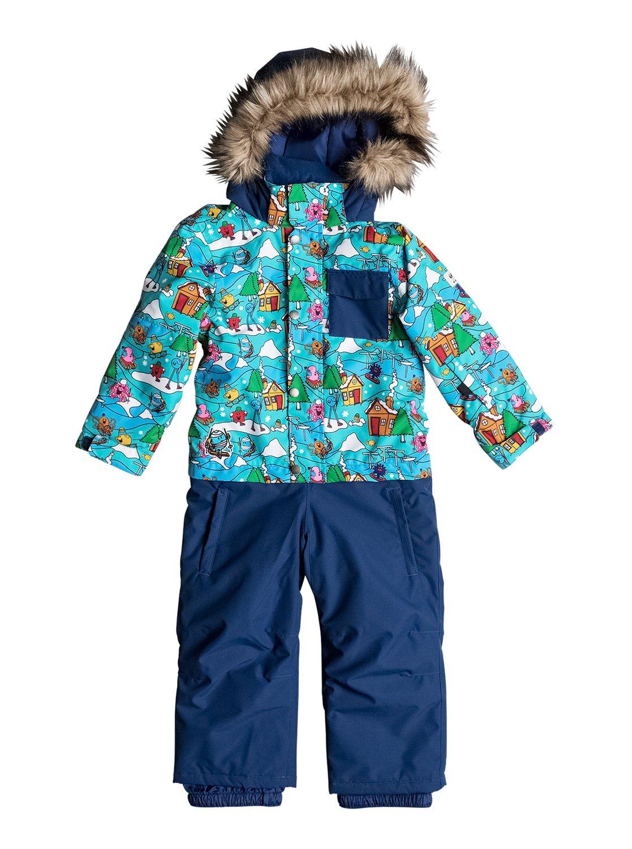 Snow Suit for Boys 2-7 Quiksilver Herren Kids Mr Men Rookie