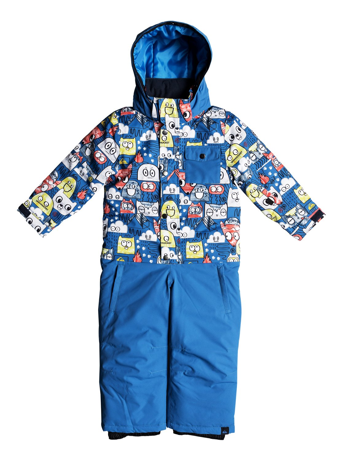 05e07ab018ee 100% top quality ac91a 2514f quiksilver snow baby boys little rookie ...