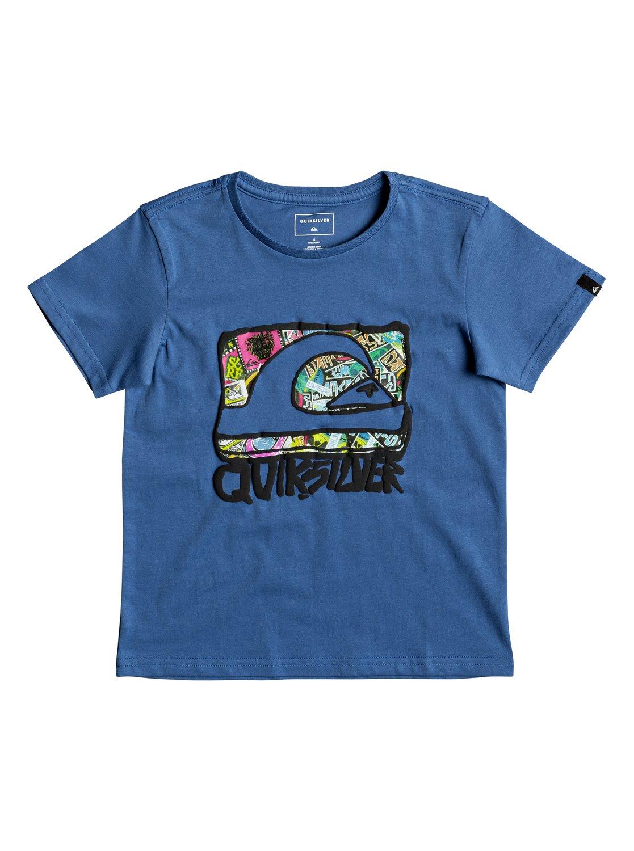 ba02340a81c6 0 Classic Wemi - T-Shirt for Boys 2-7 EQKZT03188 Quiksilver