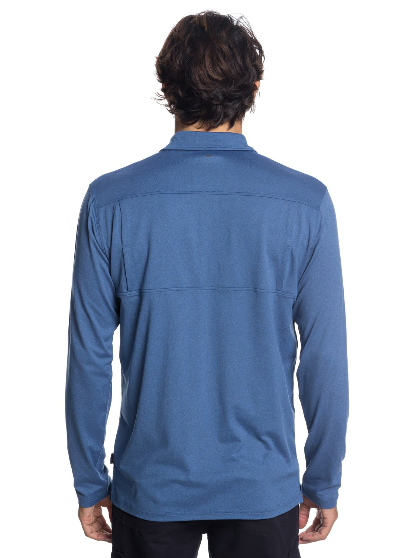 Quiksilver-Waterman-River-Explorer-Long-Sleeve-UPF-30-Polo-Shirt-Homme